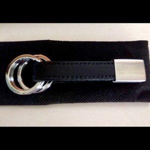 Authentic IWC Keychain